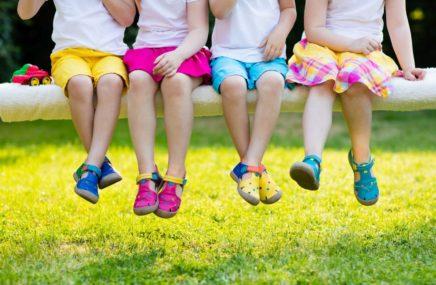 wesołe dzieci w niepubliczbym przedszkolu mokotów